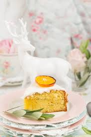 mandarinen olivenöl kuchen
