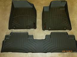 Lexus 2010 Rx 350 Floor Mats by Wa Fs Weathertech Digital Fit Floorliner U0026 Cargo Mat 2013 Lexus