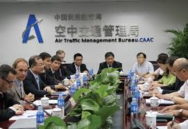 bureau air china improves atm with help from partners air transport