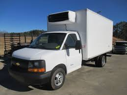 CHEVROLET Refrigerated Trucks For Sale