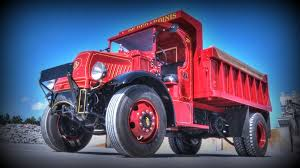 Chain Drive Mack Dump Truck, How To Drive A Dump Truck | Trucks ...