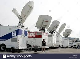 Tv Satellite Trucks Stock Photos & Tv Satellite Trucks Stock Images ... Pmtv Sallite Uplink Trucks For Broadcast Live Streaming Trucks At The Coverage Of Timothy Mcveighs Exec Flickr Side Loader New Way The Best To Transmit Data In Really Wired 3d Rendering On Road With Path Traced By Stock Espn Gameday Truck Was Parked Nearby 2012 Us Presidential Primary Covering Coverage Tv News Broadcast Live With Antenna And Sallite Tv Truck Parabolic Frm N24 Channel Media Descend On Jpl Nasas Mars Exploration Program Rear View Of White Television Multiple