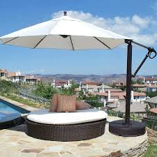Tilt Patio Umbrella With Base by Cantilever Garden Umbrella U2013 Exhort Me