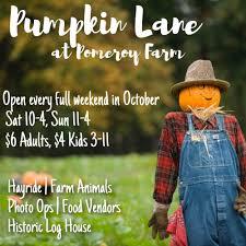 Joes Pumpkin Patch Vancouver Wa by The Pomeroy Farm Living History