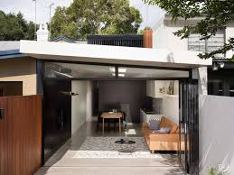 100 Sydney Terrace House Articles About Renovated 19th Century Terrace House Merges Outdoors