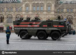 Armored Truck Of Military Police KamAZ-63968