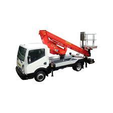 100 Truck Mounted Boom Lift Mounted Telescopic Boom Lift P 160 TX Palfinger