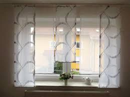 kuche gardinen moderner landhausstil caseconrad