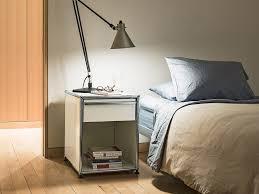 usm haller nightstand nachttisch by usm design fritz haller