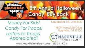 Operation Gratitude Halloween Candy Buy Back by Nashville Halloween Candy Buy Back Mix 92 9