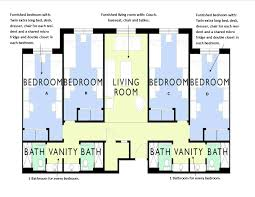 Elon University Housing Floor Plans by 1 Awesome Floor Plan Design Elements House And Floor Plan