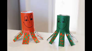 Easy DIY Toilet Paper Roll Crafts Project For Kids