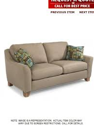 Flexsteel Vail Sofa Leather by Quality Of Flexsteel Sofas
