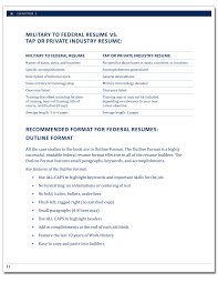 Military To Federal Career Guide 2nd Edition Page 22
