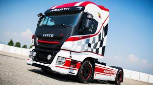 100 Iveco Trucks Usa And Abarth Partner To Give Semis Sharper Look