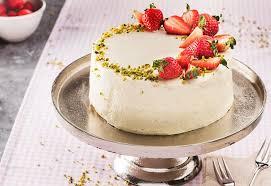 erdbeer vanille torte rezept auf kochen küche