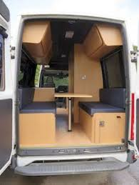 Diy Camper Van Conversion For Road Trip Vacation 49