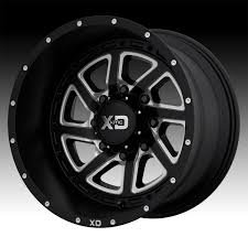 KMC XD Series XD833 Recoil Satin Black Milled Custom Wheels Rims ... Kmc Wheel Street Sport And Offroad Wheels For Most Applications Xd Series Xd820 Grenade Machined Satin Black Custom Wheels Rims Toyota Tacoma Milled Heist 17x8 5x120 Satin Black Chrome By Amazoncom Xdseries 122 Enduro Matte 175x45 Automotive Packages Offroad 20x9 Series Xd775 Rockstar