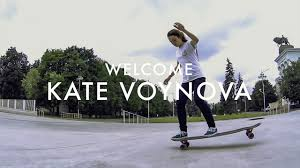 100 Paris Truck Co Welcome To The Team Kate Voynova SKATESLATE