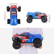Original ZD Racing NO.9106 Thunder ZMT-10 2.4GHz 4WD 1/10 Scale ...