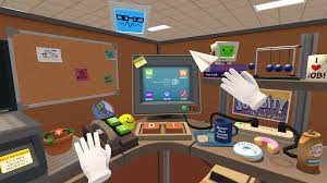 Job Simulator: The 2050 Archives Offers Humans 'work' In A Robot World Review Nitro Concepts S300 Gaming Chair Gamecrate Thunder X3 Uc5 Hex Anda Seat Dark Wizard Gaming Chair We Got This Covered Clutch Chairz Throttle The Sports Car Of Supersized Best Office Of 2019 Creative Bloq Anthem Agony Crashing Ps4s Weak Weapons And A World Meh Amazoncom Raidmax Dk709 Drakon Ergonomic Racing Style Crazy Acer Predator Thronos Has Triple Monitor Setup A Closer Look At Acers The God Chairs Handson Noblechairs Epic Series Real Leather Vertagear Triigger 275