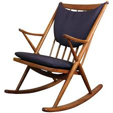 Danish Rocking Chair – Throwbackhoops.co