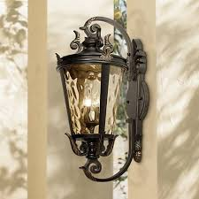 casa marseille 36 high outdoor wall light r0879 ls plus