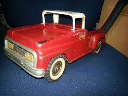 100 1960s Trucks For Sale Vintage Tonka Red With W TOYS TOYS TOYS FOR SALE