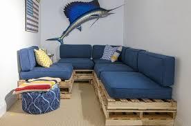 fabrication canapé palette bois best of canapé en palette decoration interieur avec canapé
