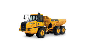 100 Articulating Truck 250DII Articulated Dump John Deere US