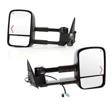 Heated Towing Power Signal Mirrors Pair Set For Chevy Silverado GMC ... Lvadosierracom Tow Mirrors Installed Beforeduring After K Source Snapon Towing Mirrors 80910 Free Shipping On Orders Over Cheap Chrome Find Deals Automotive Shane Burk Glass Mirror Duncan Ok Lawton Ok Side Landcruiser Prado New Tow Rinker Boats Oem A 2017 Issues Page 2 Toyota Tundra Forum Universal Aftermarket Truck Accsories For 9902 Chevy Power Heated Door View 1a Auto Parts 08 Style Review And Installation Pic Post Your Pics Of 1500s With 2014 2018 0513 Tacoma Manual Adjust Telescoping Pair