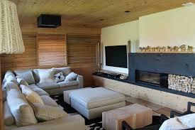 einfamilienhaus im chalet stil room architecture wohnzimmer