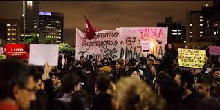 100 Massage Parlor Sao Paulo Thousands Of People Marched In To Pressure The