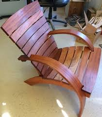 Folding Adirondack Chair Woodworking Plans by My Garden Chair Reader U0027s Gallery Fine Woodworking Furniture