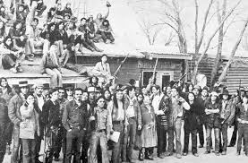what is the definition of siege siege at wounded knee 1973