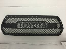100 Truck Grilles 20162017 Toyota Tacoma True TRD Style ENVE