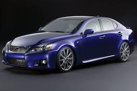 2008 Lexus IS F Overview