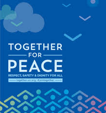Last Day For 1 Any by International Day Of Peace