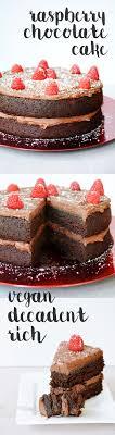 Best 25 Chocolate raspberry cake ideas on Pinterest