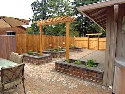 Upgrading The Side Yard | DIY Easy Backyard Landscape Design Ideas Triyae Various Outdoor Lawn And Garden Best No Grass Yard On Pinterest Dog Friendly Backyards Amazing 42 Landscaping Small Simple Inspiring Patio A Budget With Cozy Look For Dogs Sunset Prescott Your Appmon Front Compact English