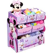 Minnie Mouse Bedroom Decor by Disney Minnie Mouse Multi Bin Organizer U0026 Table Lamp Value