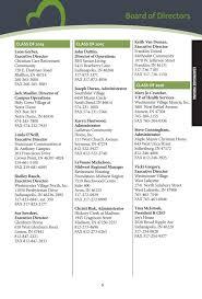 LeadingAge Indiana 2014 Membership Directory 8 9