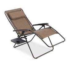Extra Large Zero Gravity Chair - Brown