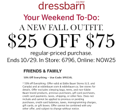Dressbarn Coupons - $25 Off $75 Today At Dressbarn, Or ... Dress Barn Coupon 30 Off Regular Price How To Choose Plus Size Signature Fit Straight Jeans Dressbarn Shop Dress Barn 1800 Flowers Free Shipping Coupon Showpo Discount Codes September 2019 Findercom New 2018 Code Active Deals Wahl Pro Lysol Wipes Sears Coup Cheddars Moving Truck Rental Coupons Island Fish Company Friends Family Sale 111916 Printable 105 Images In Collection Page 1 Free Instore Pick Up Details About 20 Off American Eagle Outfitters Aerie Promo Code Ex 93019