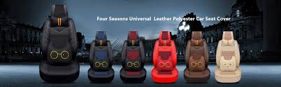 China Customized Universal Polyester Leather Car Seat Cover ... Neat Parents Reversible Black Grey Car Seat Protector Odor Free Extra Thick Padding Spill Proof Diy Upholstery Is Easier Than You Think Architectural Digest Auto Accsories Headlight Bulbs Gifts Zone Tech Pu Navy Hibiscus Wave Separate Headrest Cover Set Of 2 Best Covers Reviewed In 2019 Drivrzonecom Handmade And Stylish Replacement High Chair Covers For Graco How To Recover A Ding Room Chair Hgtv Linen Ticking Striped Slipcover With Ruffles Nicehome Luxury European Style For Hotels Home Decoration Elastic Stretchable Party Bar 4 X Clear Plastic Cushion Protectors Viotek 5level Cooling Officecar Accar Adapter Remote Install 5 Easy Steps Overstockcom