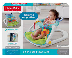 Infant Bathtub Seat Ring by Fisher Price Sit Me Up Floor Seat Walmart Com