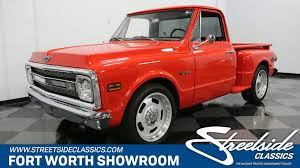 100 Chevy Stepside Truck For Sale 1969 Chevrolet C10 For Sale 95674 MCG