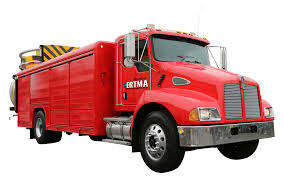 Emergency Response TMA Truck - Royal Truck & Equipment