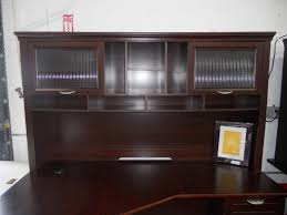 Magellan L Shaped Desk Gray by Magellan L Shaped Desk Hutch Bundle Best Home Furniture Design