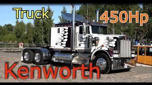 100 Monster Truck Horsepower 1984 Kenworth V8 Engine 450 Truck YouTube